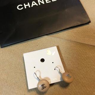 シャネル(CHANEL)のハンドメイド⭐️ピアス(ピアス)
