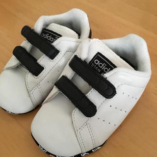 アディダス(adidas)の(美品)スタンスミス・ファーストシューズ(スニーカー)