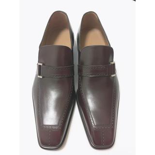 ルイヴィトン(LOUIS VUITTON)のルイヴィトン LOUIS VUITTON  革靴 濃茶(ドレス/ビジネス)