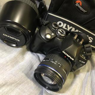 オリンパス(OLYMPUS)の【値下げ】OLYMPUS e510 一眼レフカメラ(デジタル一眼)