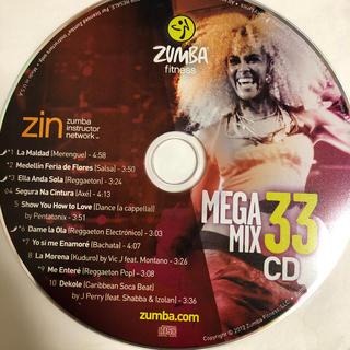 ズンバ(Zumba)のサルサドッグ様専用♫ MEGAMIX33(クラブ/ダンス)