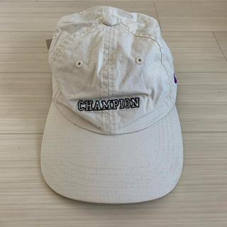 Champion - Champion ロゴ刺繍CAP