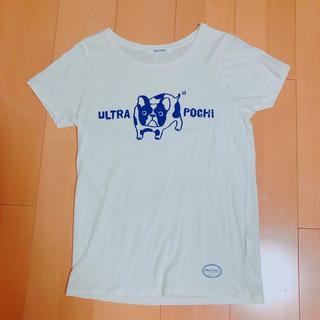 ノーリーズ(NOLLEY'S)の【NOLLEY'S】ULTRA POCHI ウルトラポチ Tシャツ(Tシャツ(半袖/袖なし))