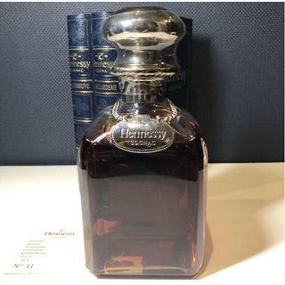 (古酒) Hennessy COGNAC ヘネシー ブランデー ブック型 未開封(ブランデー)