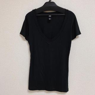 オルタナティブバージョンダブルアール(alternative version WR)の深VネックTシャツ(Tシャツ(半袖/袖なし))