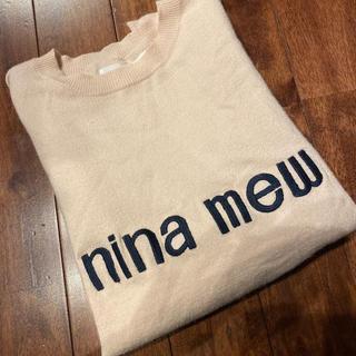 ニーナミュウ(Nina mew)のninamew ニーナミュウ ニット(ニット/セーター)