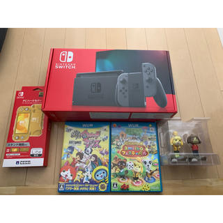 ニンテンドースイッチ(Nintendo Switch)の任天堂 スイッチ 新品 本体 Nintendo Switch(家庭用ゲーム機本体)