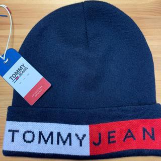 トミーヒルフィガー(TOMMY HILFIGER)のtommy jeans ビーニー(ニット帽/ビーニー)