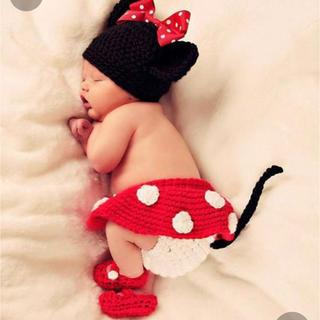 ディズニー(Disney)のミニーちゃんベビー服(その他)
