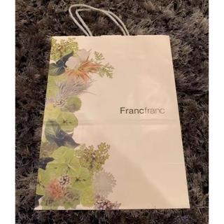 フランフラン(Francfranc)のフランフラン SABON  ティーショップ ショップ袋(ショップ袋)