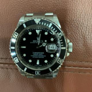 ロレックス(ROLEX)のロレックス サブマリーナデイト 黒 16610  Y番(腕時計(アナログ))