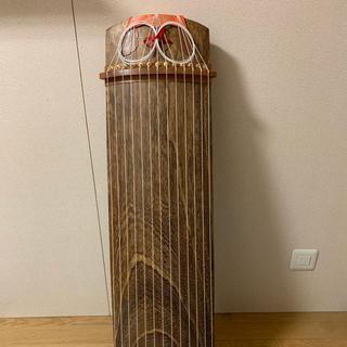 三尺箏 短琴 和楽器 箏(その他)