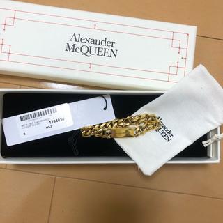 アレキサンダーマックイーン(Alexander McQueen)のAlexander Mcqueen ブレスレット(ブレスレット/バングル)