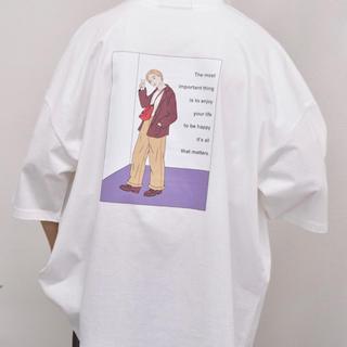 ハレ(HARE)のkutirtシャツ〈残り1点!!早い者勝ちです!〉(Tシャツ/カットソー(半袖/袖なし))