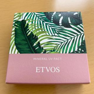 ETVOS (エトヴォス) ミネラルUVケア ミネラルUVパクト 7g