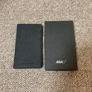 エーエヌエー(ゼンニッポンクウユ)(ANA(全日本空輸))のana 手帳カバー(手帳)