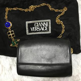 ジャンニヴェルサーチ(Gianni Versace)のGIANNI VERSACE ショルダーバッグ(ショルダーバッグ)