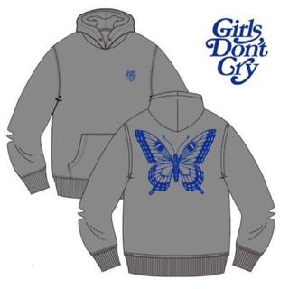 ジーディーシー(GDC)のGirl's Don't Cry SMETS パーカー Mサイズ(パーカー)