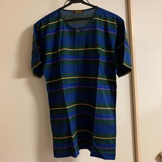 アラミス(Aramis)の美品 アラミス メンズ 半袖シャツ M(Tシャツ/カットソー(半袖/袖なし))