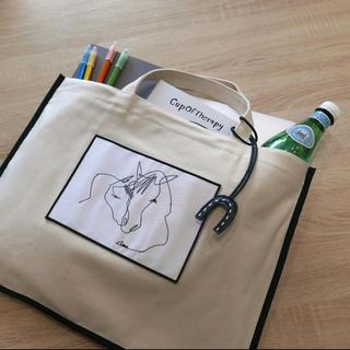 gypsohila ジプソフィア レッスンバッグ ayako bag バッグ(トートバッグ)