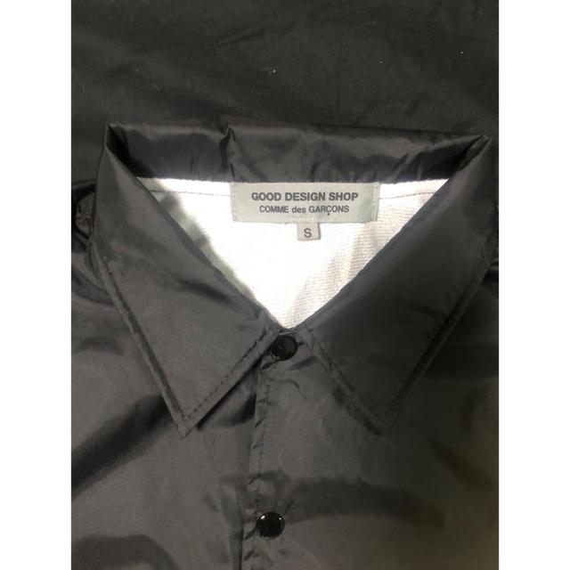 BLACK COMME des GARCONS(ブラックコムデギャルソン)のコムデギャルソンCDGジャンパーBK 美品 メンズのジャケット/アウター(ブルゾン)の商品写真
