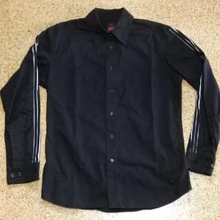 ワイスリー(Y-3)のY-3長袖シャツ ブラック Mサイズ(シャツ)