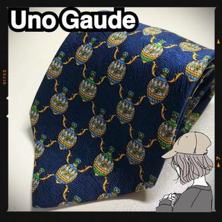 BURBERRY - Uno Gaude ウーノガード 総柄ネクタイ 美品