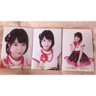 エイチケーティーフォーティーエイト(HKT48)の【即購入可】HKT48 AKB48 朝長美桜 生写真 74億分の1の君へ コンプ(アイドルグッズ)