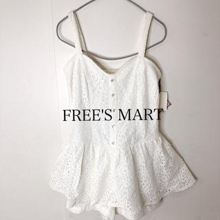 フリーズマート(FREE'S MART)の新品⭐︎レース⭐︎オールインワン パンツ⭐︎フリーズマート(オールインワン)