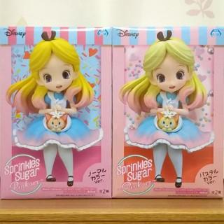 フシギノクニノアリス(ふしぎの国のアリス)のDisney Sprinkles Sugar アリス 全2種セット(SF/ファンタジー/ホラー)