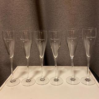 ドンペリニヨン(Dom Pérignon)のドンペリニヨン シャンパングラス 新品未使用6脚(グラス/カップ)