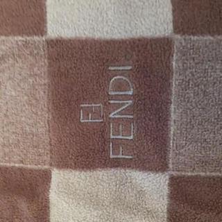 フェンディ(FENDI)のブランケット FENDI(毛布)