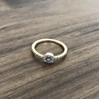 ココシュニック(COCOSHNIK)のココシュニック♡バースデーストーン リング(リング(指輪))
