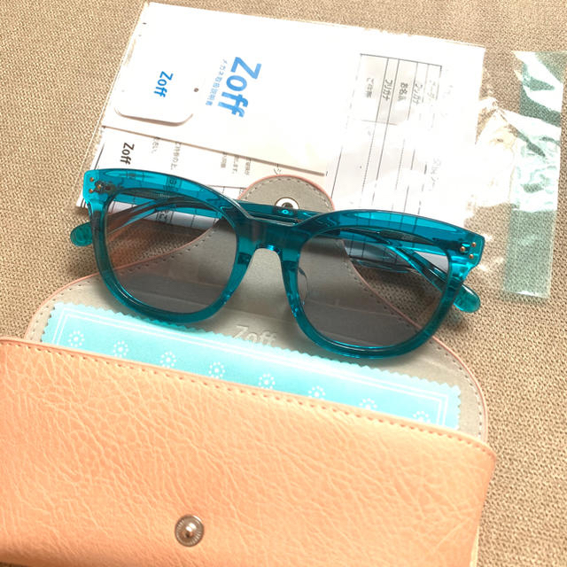 Zoff(ゾフ)のZoff×takashi kumagai 木村拓哉 キムタク着 キムタク私物 メンズのファッション小物(サングラス/メガネ)の商品写真