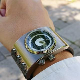 ハミルトン(Hamilton)のハミルトン2001X-01コンプリートメンテナンス済(腕時計(デジタル))