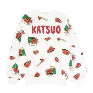 プニュズ(PUNYUS)の新品未開封 PUNYUS カツオのたたき プニュズ KATSUO(トレーナー/スウェット)
