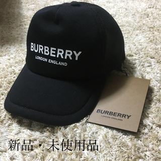 BURBERRY - バーバリー ベースボールキャップ メンズ レディース 新品タグ付 未使用品