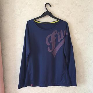 フィラ(FILA)の【ま様専用】フィラ 長袖Tシャツ(Tシャツ(長袖/七分))