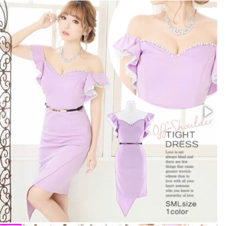 デイジーストア(dazzy store)の新品 未使用 キャバ ドレス(ナイトドレス)