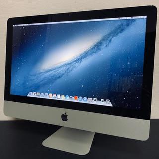 アップル(Apple)の使用頻度極少!! Apple iMac2011 21.5inch (デスクトップ型PC)