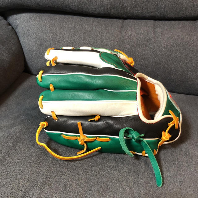 久保田スラッガー(クボタスラッガー)のスラッガー  オーダー 内野 グローブ 軟式 スポーツ/アウトドアの野球(グローブ)の商品写真