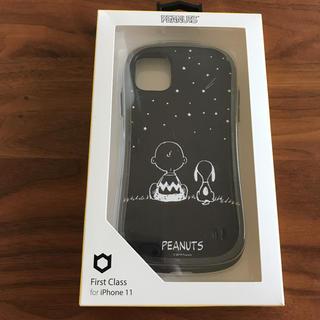 ピーナッツ(PEANUTS)のスヌーピー   iFace iPhone 11☆(iPhoneケース)
