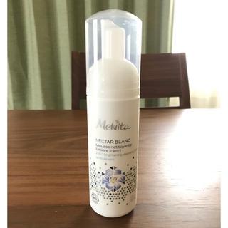 メルヴィータ(Melvita)のメルビータ 泡洗顔(洗顔料)