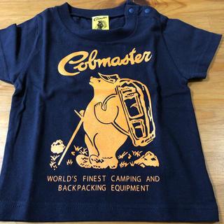 コドモビームス(こどもビームス)の未使用⭐️こどもビームス ベアハイキングTシャツ(Tシャツ/カットソー)