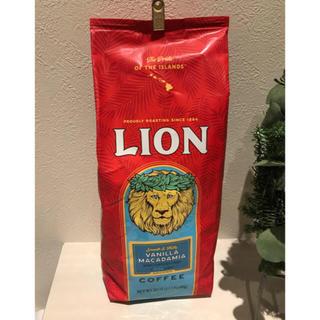 ライオンコーヒー バニラマカダミア 24oz 680g(コーヒー)