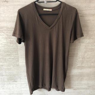 オルタナティブ(ALTERNATIVE)のブラウンTシャツ(Tシャツ(半袖/袖なし))