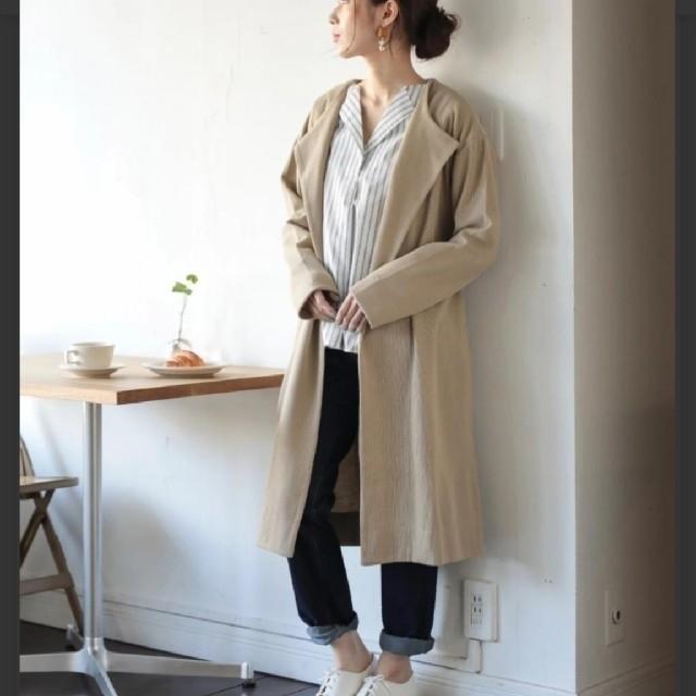 Techichi(テチチ)のミルクレープ様専用出品★ レディースのジャケット/アウター(ニットコート)の商品写真