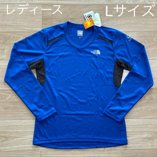 ザノースフェイス(THE NORTH FACE)のノースフェイス 長袖 Tシャツ Lサイズ(Tシャツ(長袖/七分))