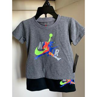 ナイキ(NIKE)のAir Jordan Tシャツ ハーフパンツセット(Tシャツ)