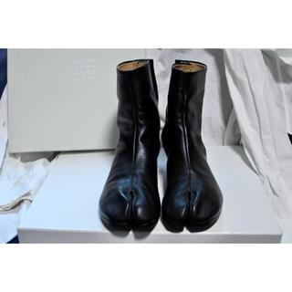 マルタンマルジェラ(Maison Martin Margiela)のMaison Margiela Tabileather ankle boots (ブーツ)